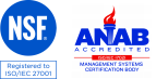 ISO27001-2016認証取得